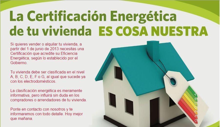 La certificación energética: ¿qué es y cómo puedo conseguirla?