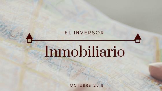 El Dossier del Inversor Inmobiliario, noviembre 2018