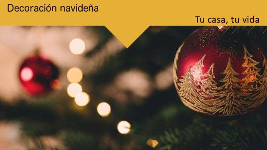 Tu casa tu vida: Decoración navideña