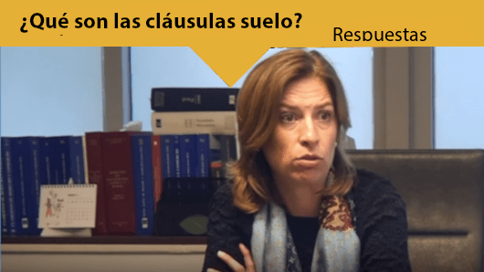 Respuestas: La Cláusula Suelo
